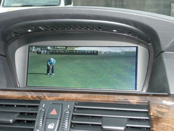 BMW E60 地デジ