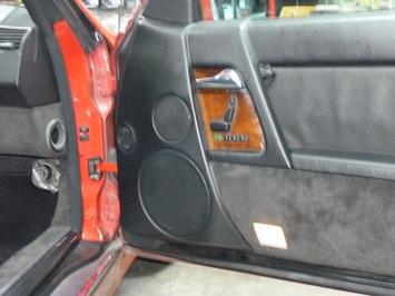 SL  R129 ドア