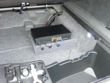 BMW X6 トランクデジコア808i
