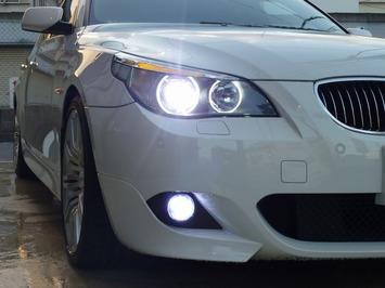 BMW E60 BELLOF