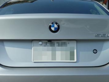 BMW E60 バックカメラ