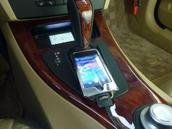 E90アルピナ ipod