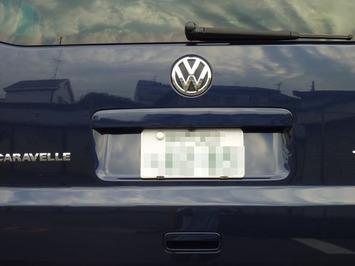 VWカラベル バックカメラ2