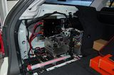 メルセデスベンツ W211 トランクサイド 1