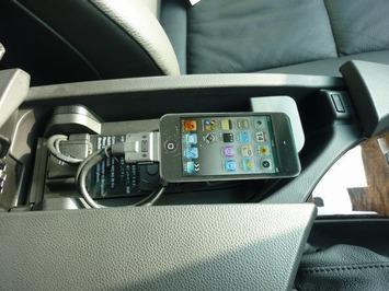 BMW E60 ipod