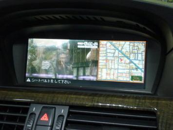 BMW E60 地デジ 2画面