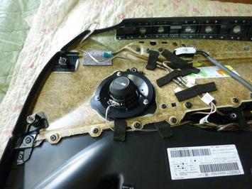BMW E84 内張り