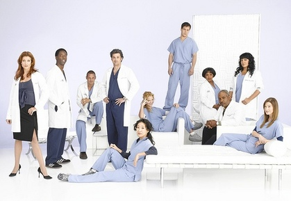 Grey's Anatomy 3