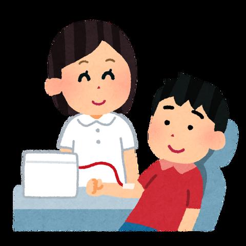 君ら献血した血が何日使えるか知ってるか?