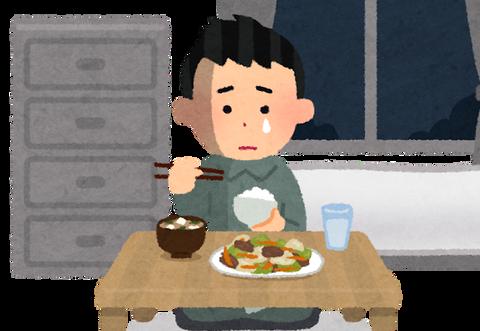 hitorigurashi_cry_man