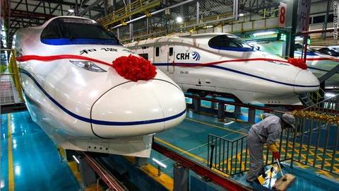 インド高速鉄道計画で日本が中国を先行