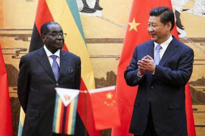 Zimbabwe-Mugabe-and-Xi-Jinping