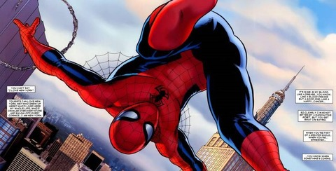 Spider-Man-Marvel-Comics-1