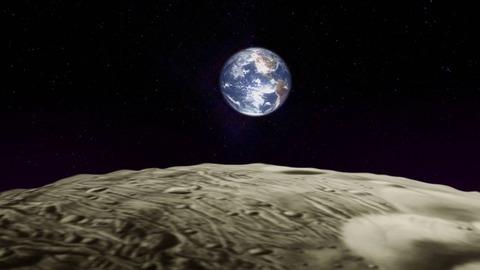 月とかいう絶対に裏側を見せないやつwwwwww