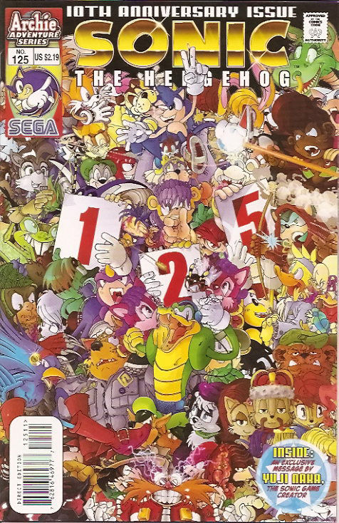 Sonic_Issue_125_cover