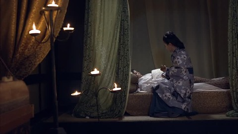 snp-00557 劉夫人は曹操にとって初めての男子となる、曹昂(そうこう)を生みますが、産..
