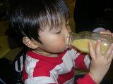 フルーツ牛乳うまい!