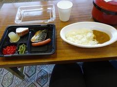 太子館の夕飯