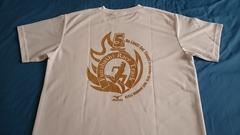 第5回船橋競馬場ダートランニングフェスタのTシャツ2