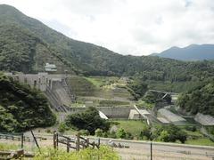 長島ダム1