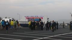銚子半島ハーフマラソン会場
