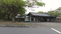 名古屋城東門入口