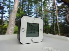 美鈴湖もりの国GWなのに33℃