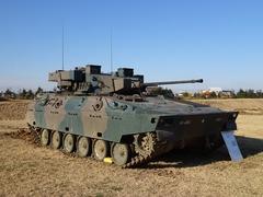 89式戦闘装甲車