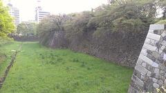 名城公園のお濠