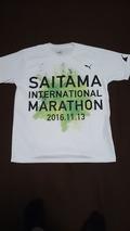 第2回さいたま国際マラソンTシャツ表