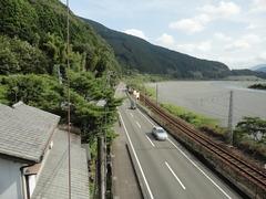 塩郷の吊り橋4