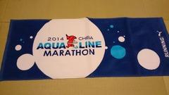アクアラインマラソン2014参加賞