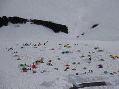 雷鳥沢キャンプ2