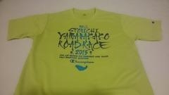 山中湖ロードレースのTシャツ
