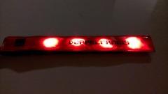 DOPPELGANGER LED 裾バンド点灯