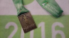 第2回さいたま国際マラソン・メダル