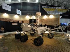 火星探査車キュリオス