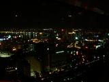 トレードセンターからの夜景