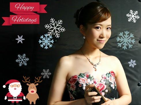 クリスマスおめでとうございます^^