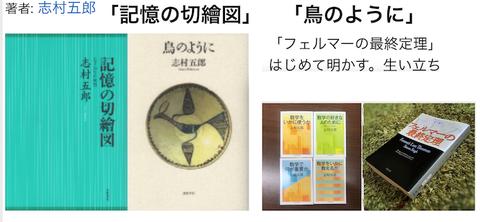 志村五郎 記憶の切繪図 鳥のように 700