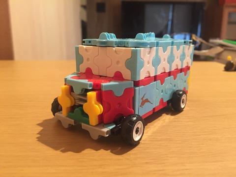 奈良交通バス LaQ