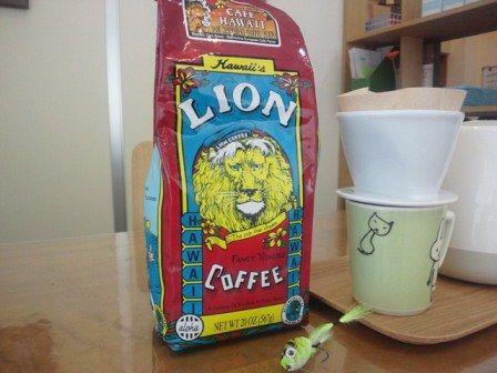最近の事務所コーヒー