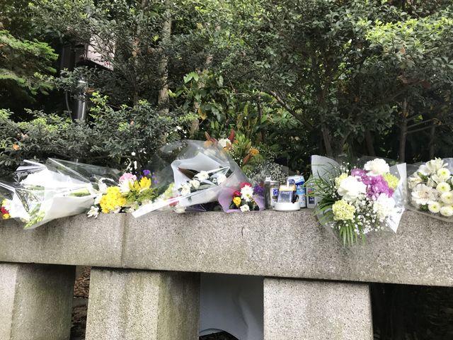 靖国会の事務局長・沼山光洋氏が五月十一日四時頃、靖国神社前の道路上で割腹自決されました。  彼は日本国民の愛国心が足りず天皇陛下の靖国御親拝の環境が整わない