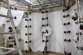 3D撮影スタジオ