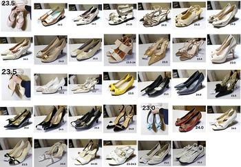 女性靴_人物撮影用