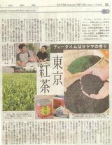 東京紅茶記事