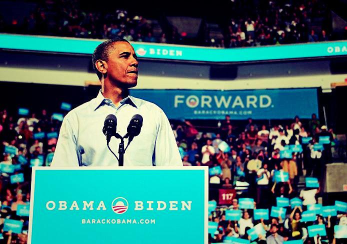 オバマ マーケティング