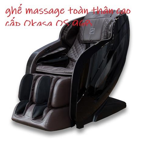 ghế massage toàn thân cao cấp Okasa OS 968