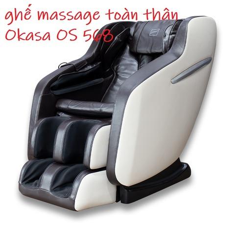 ghế massage toàn thân Okasa OS 568