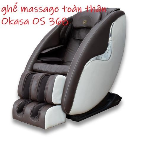 ghế massage toàn thân Okasa OS 368